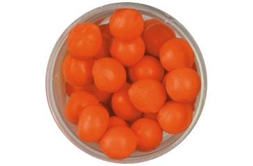 Berkley Floating Magnum Egg, Garlic Infused Bait, Fluorescent Orange 177198