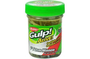 Berkley Gulp! Alive! Minnow Bait, 1in., Watermelon Pearl 176814