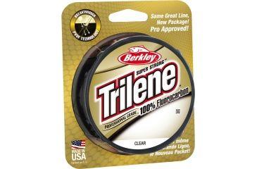Berkley Trilene Fluorocarbon Professional Grade Filler Spool Line, 8 lb, 200 Yards, Clear 179151