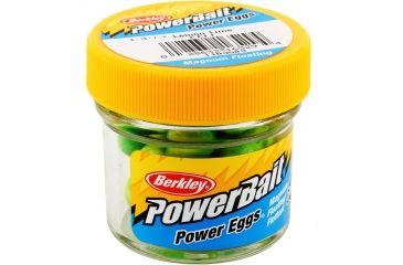 Berkley Trout/Salmon Power Eggs Floating Magnum Bait, Lemon Lime 176264