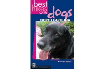 Best Hikes W/dogs Nc, Karen Chavez, Publisher - Mountaineers Books