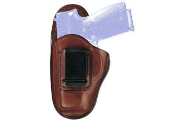 Bianchi 100 Professional Holster - Plain Tan, Left Hand 19227