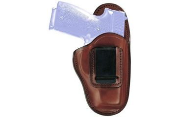 Bianchi 100 Professional Holster - Plain Tan, Right Hand 19232