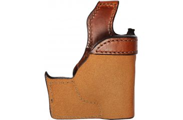 Bianchi 152 Pocket Piece Holster, Plain Tan, Right Hand - Ruger LCP .380 ACP - 25202