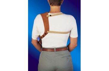Bianchi 215H Hawk Shoulder Harness - Suede, Right Hand 15574