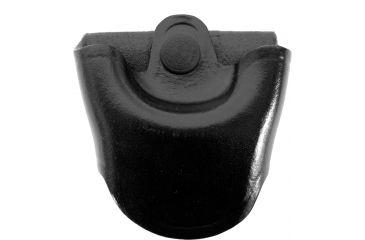 Bianchi 24 CarryCuff Handcuff Case Plain Black 22940