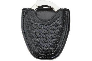 Bianchi 34 Open Cuff Case - Plain Black 10939