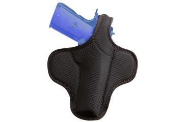 Bianchi 4597 Ranger Shadow Holster - Black, Right Hand 18998