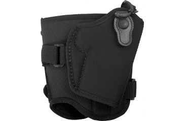 Bianchi Ranger Triad Ankle Holster - Subcompact Autos and Revolvers, Black Right Hand