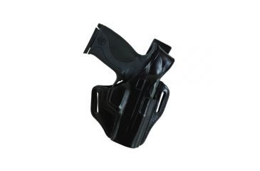 Bianchi 56 Serpent Holster for Springfield .45 - Black, Left Hand