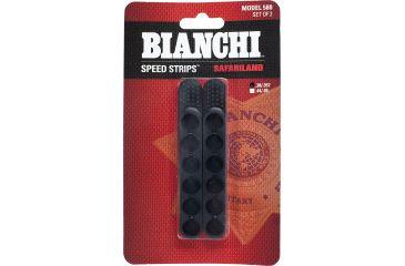 Bianchi 580 Speed Strips Pair, Black 20054