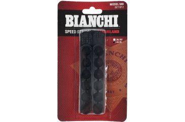 Bianchi 580 Speed Strips Pair, Black, .44/.45 Caliber