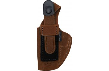 Bianchi 6D ATB Waistband Holster - Rust Suede, Right  19034