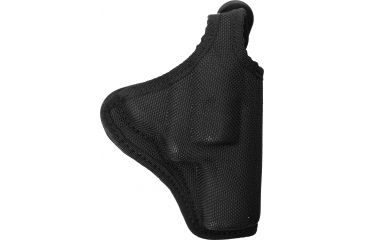 Bianchi 7001 AccuMold Thumbsnap Holster, Black, Right 17741