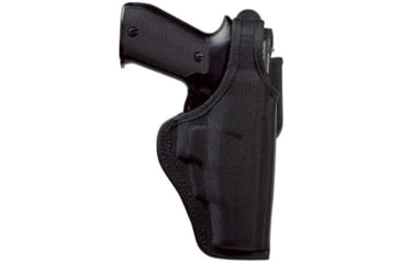 Bianchi 7125 AccuMold Enforcer SLR Duty Holster - Black, Right Hand 19208