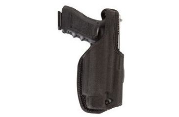 Bianchi 7150 Luminator MCX Holster - Black, Right Hand 24042