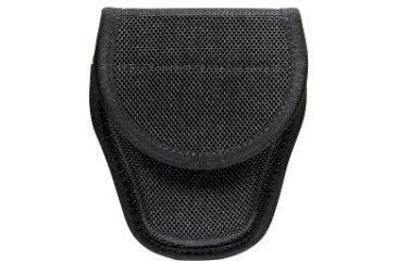 Bianchi 7300 AccuMold Covered Cuff Case - Black, Hidden 23817