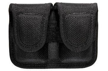 Bianchi 7301 AccuMold Speedloader Pouch - Black, Hidden 18192