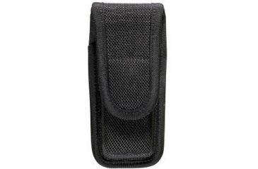 Bianchi 7303 AccuMold Single Mag/Knife Pouch - Black, 17429