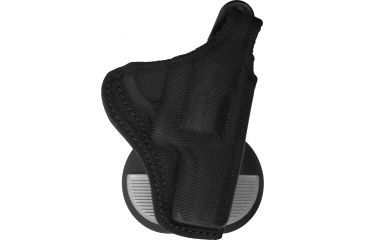 Bianchi 7500 AccuMold Paddle Right Black Holster 18802