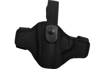 Bianchi 7506 AccuMold Belt Slide Holster, Black, Left 17855