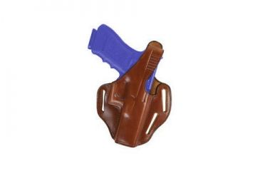 Bianchi 77 Piranha Holster - Plain Black, Right Hand 24098