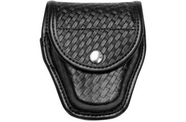 Bianchi 7917 Double Cuff Case - Basket Black, Hidden 22178