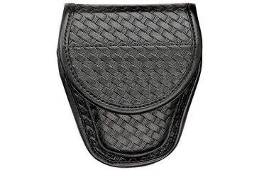 Bianchi 7918 Hiatt's UL-1 Cuff Case - Basket Black, Chrome 23857
