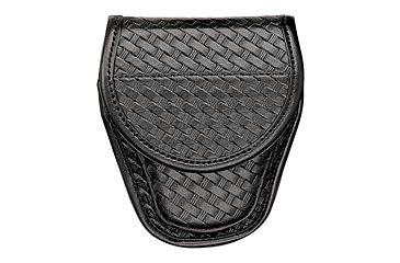Bianchi 7918 Hiatt's UL-1 Cuff Case - Basket Black, Hidden 23859