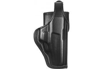 Bianchi 7920 Defender II Duty Holster - Plain Black, Right Hand - S&W 411 - 22020