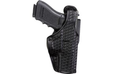 Bianchi 7930 SL 3.2.1 Duty Holster - Basket Black, Left Hand 22513