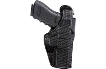 Bianchi 7930 SL 3.2.1 Duty Holster - Basket Black, Left Hand 22519