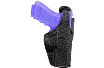 Bianchi 7930 SL 3.2.1 Duty Holster - Plain Black, Left Hand 22499
