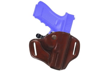 Bianchi 82 CarryLok Holster - Plain Tan, Left Hand 22147