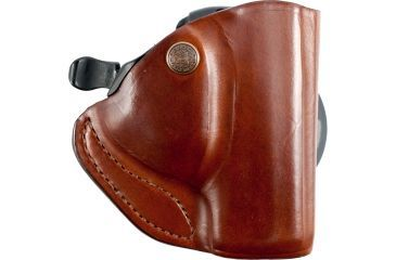 Bianchi 83 PaddleLok Holster - Plain Tan, Right Hand 23216