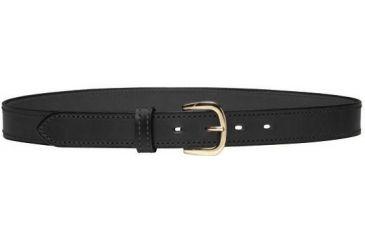 Bianchi B27 Professional Belt 1.25in. - Plain Black, 28in, 19471