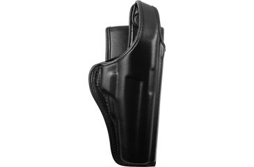 Bianchi Defender II Duty Holster - Plain Black, Right 22030