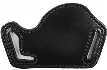 Bianchi Foldaway Belt Holster, Model 10 - Black, Right 25214