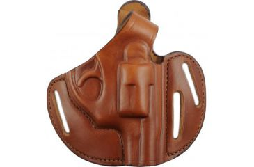 Bianchi Model 77 Piranha Holster for Ruger LCR .38 Special, Tan, Right Hand 24956