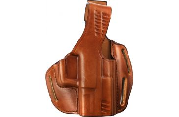 Bianchi Piranha Belt Holster, Tan, Right Hand - Springfield XD-9, XD-40 - 3 in. BBL - 24874