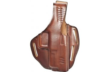 Bianchi Piranha Belt Holster, Tan, Right Hand - Springfield XD-9, XD-40 - 4 in. BBL - 24878