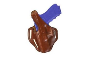 Bianchi Piranha Belt Holster, Tan, Left Hand - Springfield XD-9, XD-40 - 3 in. BBL - 24875