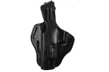 Bianchi Piranha Holster, Black, Left 24907