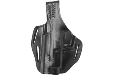 Bianchi Piranha Holster Black Left Hand Size 17b Springfield Xd 45 4 In
