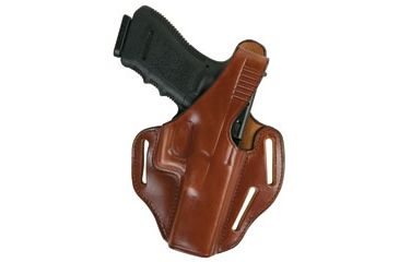 Bianchi Piranha Holster, Tan, Right Hand, Size 17C - Springfield XD-45 5 in.