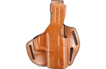 Bianchi Piranha Holster Tan, Right Hand, Size 17A Springfield XD-45 3 in.