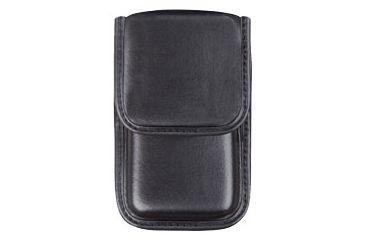 Bianchi 7937 Smartphome Case, Plain Black w/ Velcro