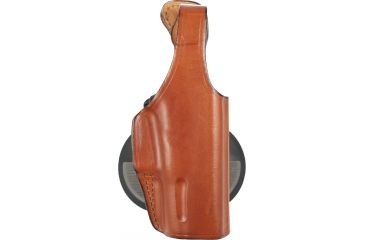 Bianchi 59 Special Agent Holster, Plain Tan, Right Hand - Glock 17/22 - 19128