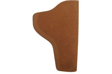 Bianchi Waistband Holster - Rust Suede, Left 10379