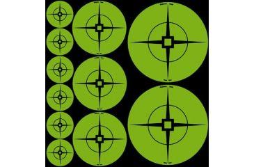 BIRCHWOOD LABORATORIES Target Spots Green 74837